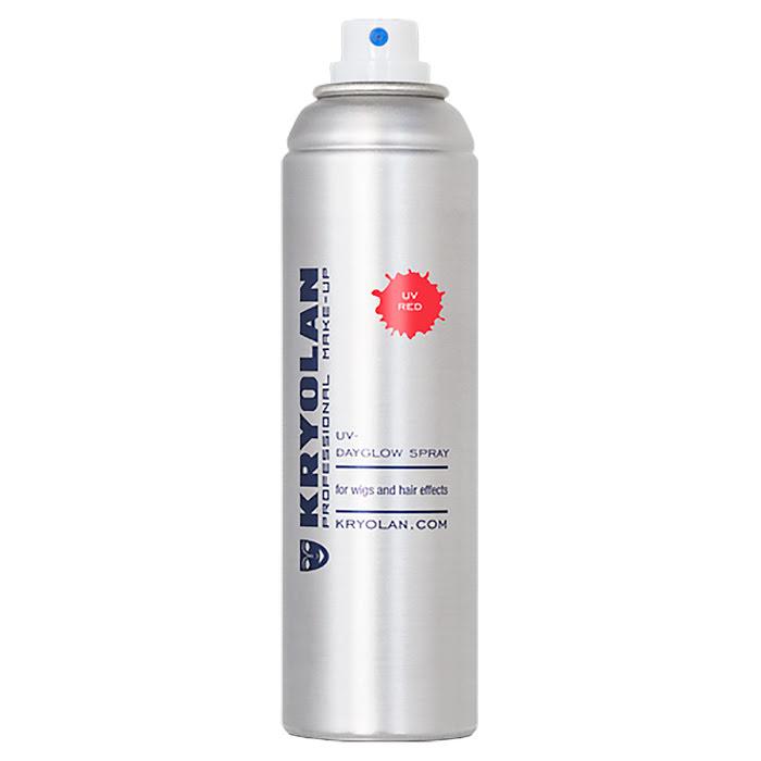 UV hårspray  röd