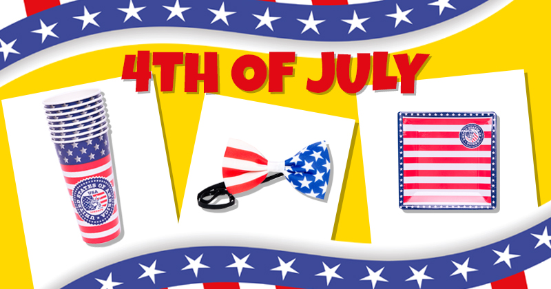 4th of July? Grattis, USA!