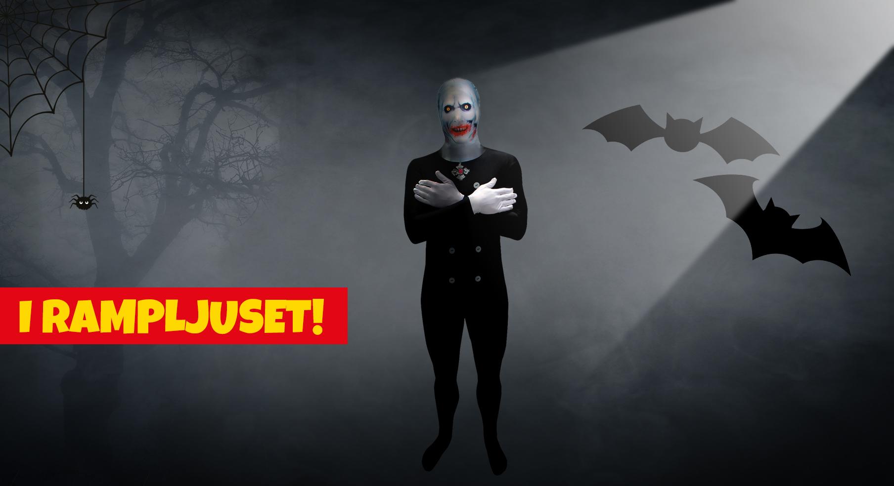 Morphsuit Dracula