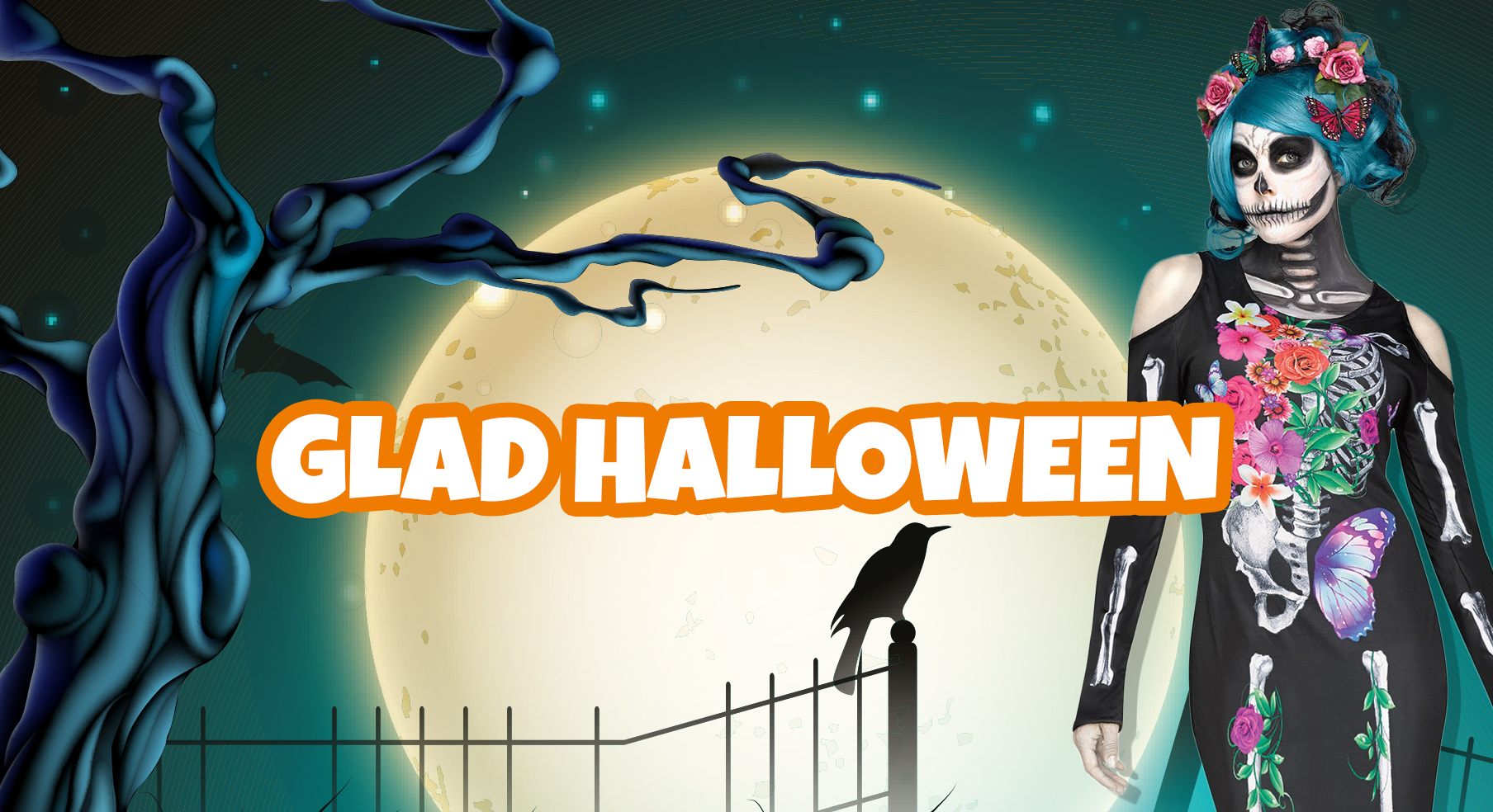 Glad Halloween!