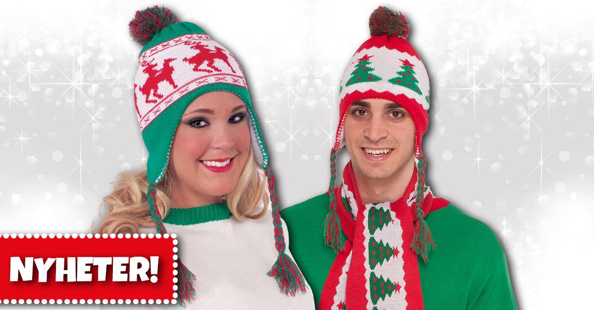 Värmande julnyheter har landat på hyllorna