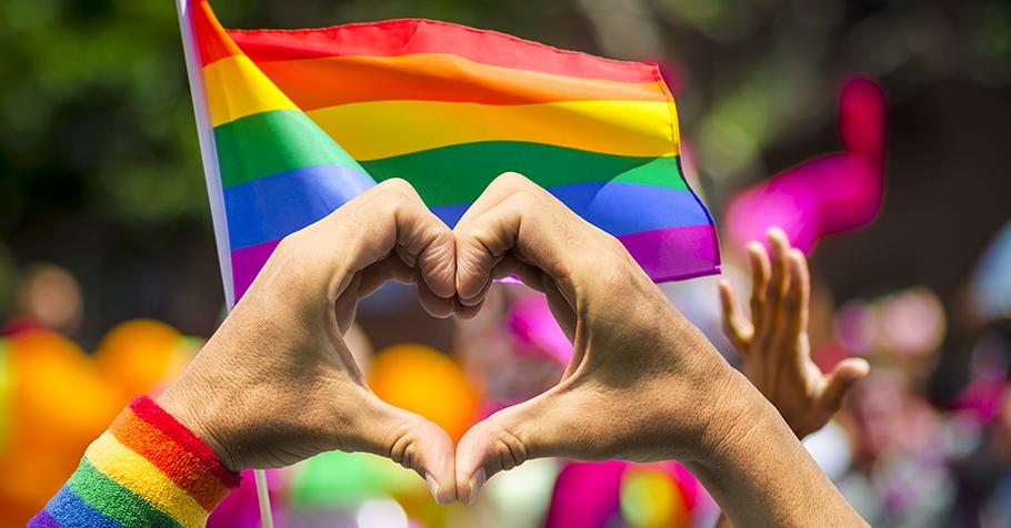 Pride-helgen i Stockholm