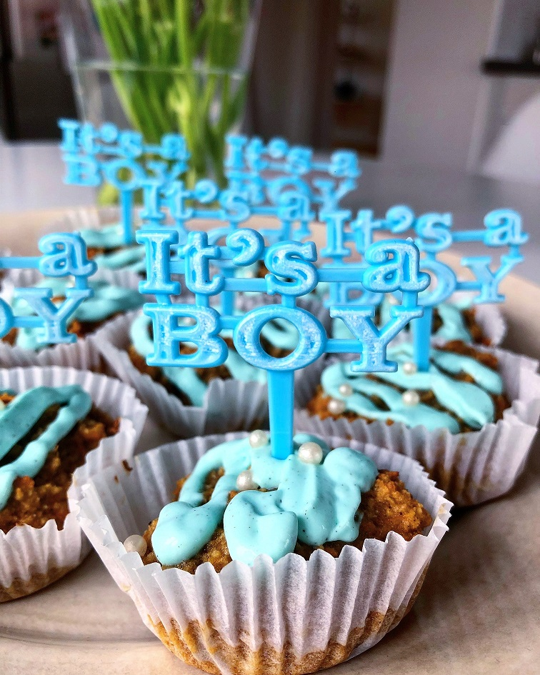 Baby shower - It's a boy!