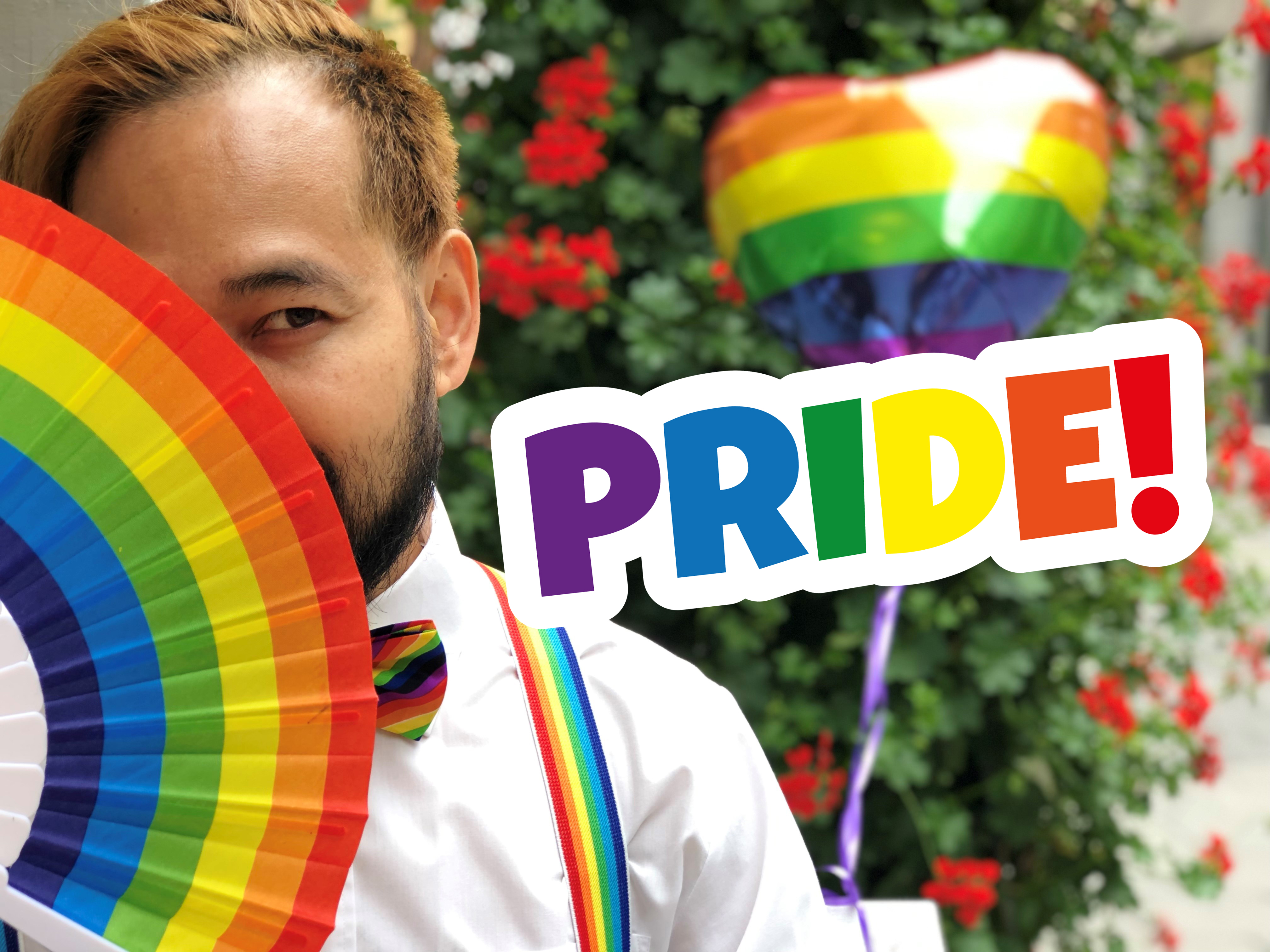 Butterick's goes Pride