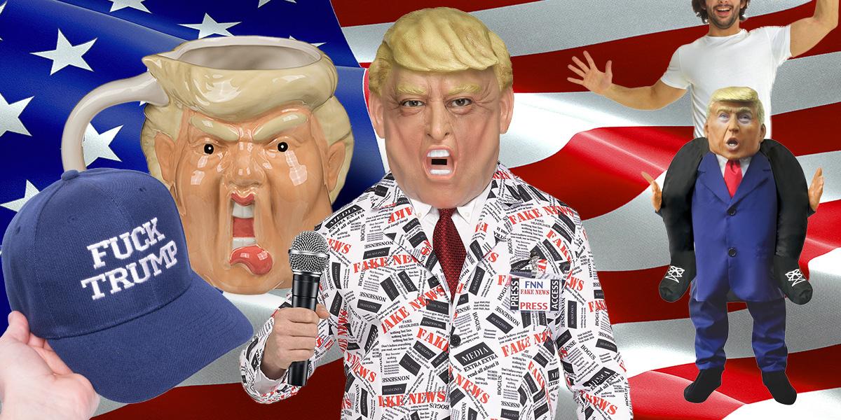 Klä ut dig till Trump!