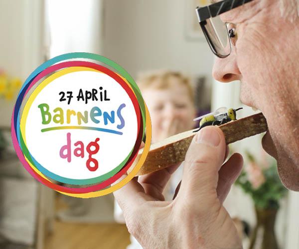 Barnens dag 27 april